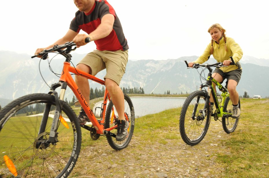 Mountainbike Ratschings Suedtirol